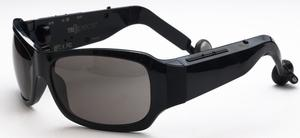 TriSpecs TriSpecs Shiny Black with Grey Zeiss Lenses