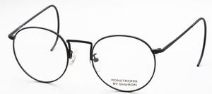 Shuron Ronstrong Black/Cable Temples