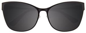 Aspex B6514 Black w/ Grey Lenses  90