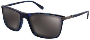 Aspex B6515 Marbled Blue and Black w/ Grey Mirror Lens  50