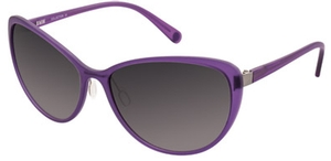 Aspex B6519 Purple w/ Gradient Grey Lenses