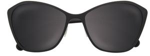 Aspex B6520 Black w/ Grey Polarized Mirror Lenses