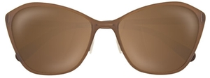 Aspex B6520 Brown w/ Brown Polarized Mirror Lenses