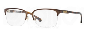 Brooks Brothers BB1029 Satin Brown/Dark Tortois