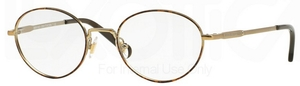 Brooks Brothers BB1032 Matte Gold/Blonde Tort  1659