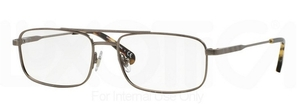 Brooks Brothers BB1033 Brushed Gunmetal