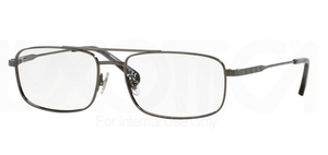 Brooks Brothers BB1033 Matte Lt Gunmetal