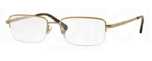 Brooks Brothers BB1035 Matte Gold