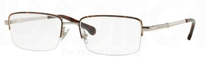 Brooks Brothers BB1035 Silver/Tort