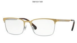 Brooks Brothers BB1054 Gold/Silver