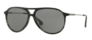 Brooks Brothers BB5024S Matte Smoke Marble