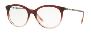 Burberry BE2244QF Bordeaux Gradient Pink