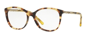 Burberry BE2245F Light Havana 3278
