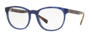 Burberry BE2247F Matte Blue Havana