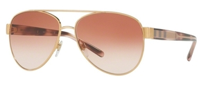 Burberry BE3084 Brushed Gold