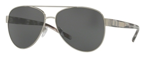 Burberry BE3084 Brushed Silver