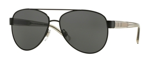Burberry BE3084 Matte Black 100787