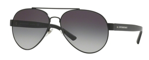 Burberry BE3086 Matte Black