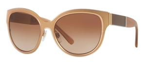 Burberry BE3087 Light Gold 121813