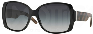 Burberry BE4105M Black w/ Grey Gradient Lenses