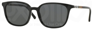 Burberry BE4144 Black w/ Grey Lenses