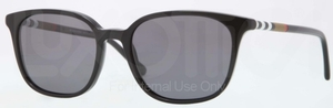 Burberry BE4144 Black w/ POLAR Grey Lenses GB1/81