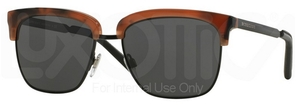 Burberry BE4154Q Spotte Amber w/ Grey Lenses