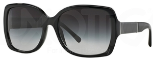 Burberry BE4160 Black w/ Gray Gradient Lenses