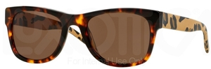 Burberry BE4161Q Havana w/ Brown Lenses