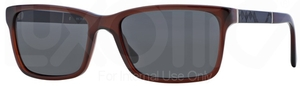 Burberry BE4162 Brown w/ Grey Lenses