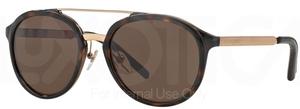 Burberry BE4168Q Tortoise w/ Brown Lenses