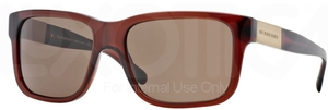 Burberry BE4170 Brown w/ Brown Lenses