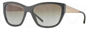 Burberry BE4174 Green w/ Brown Gradient Lenses