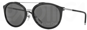 Burberry BE4177 Matte Black w/ Grey Lenses