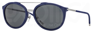 Burberry BE4177 Matte Blue w/ Grey Lenses