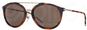 Burberry BE4177 MATTE LIGHT HAVANA w/ Brown Lenses