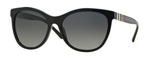 Burberry BE4199 Black w/ Polar Grey Gradient Lenses
