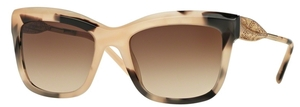 Burberry BE4207 Light Horn with Brown Gradient Lenses