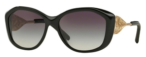 Burberry BE4208QF 12 Black