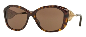 Burberry BE4208QF Dark Havana