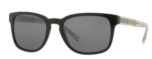 Burberry BE4222 Black w/ POLAR Grey Lenses