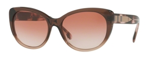 Burberry BE4224 Brown Gradient Pink