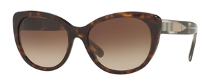 Burberry BE4224F Dark Havana