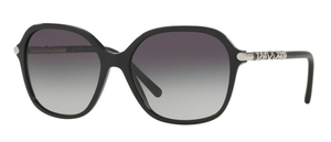 Burberry BE4228 Black w/ Grey Gradient Lenses