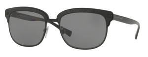 Burberry BE4232 Black Rubber/Matte Black w/ polar grey lenses