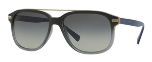 Burberry BE4233 Black Gradient Matte