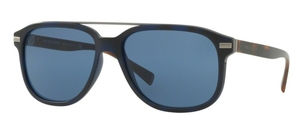 Burberry BE4233 Matte Blue Havana