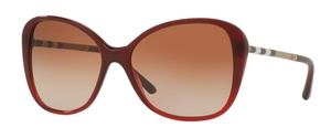Burberry BE4235Q BORDEAUX GRADIENT