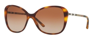 Burberry BE4235QF Light Havana