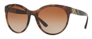Burberry BE4236 SPOTTED BROWN